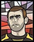 Caricaturi fotbalisti Euro 2008 - Bogdan Lobont - Euro 2008